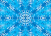 Blue abstract background — 图库照片