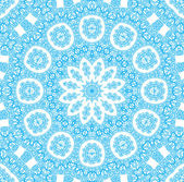 Abstract blue pattern — Stock Photo