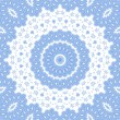 Abstract blue pattern - 图库照片