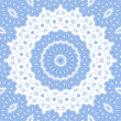 Abstract blue pattern - Stock fotografie