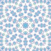 白の抽象的なパターン — ストック写真