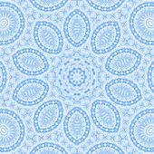 Abstract blue patroon — Stockfoto