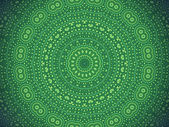 Green abstract pattern — Stock Photo