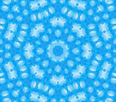 Blue abstract natural pattern — Stock Photo