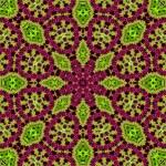 Постер, плакат: Chrysanthemum natural pattern