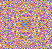 Abstracte kleurenpatroon — Stockfoto