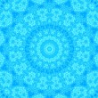 Blue abstract pattern — Stock Photo