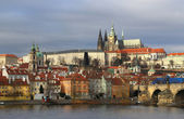Old Prague, Czech Republic — Stockfoto