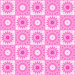 Background with abstract pink pattern — Stock Photo