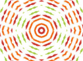 Abstract concentric pattern — Stock Photo