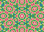Background with abstract bright color pattern — Stock Photo