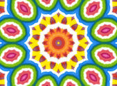 Bright background with abstract pattern — Stock Photo