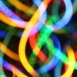 Blurred color lights — Stock Photo #6528102