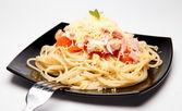 Spaghetti — Zdjęcie stockowe
