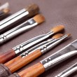 Wooden brush — Stock Photo