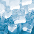 Ice cubes — Stock Photo #28697915