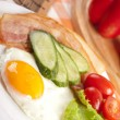 Fried egg — Stock Photo #29191381