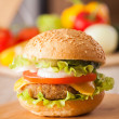 Hamburger — Stock Photo #29406713