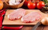 Rått kött — Stockfoto
