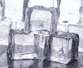 Ice cubes — Stockfoto
