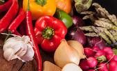 Grönsaker — Stockfoto