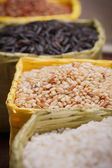 Rice different — Stockfoto