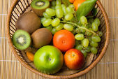 Fruit basket — Foto Stock