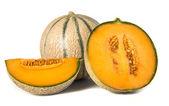 Cantaloupe Melons — Stock Photo
