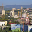 Sochi Cityscape. New building - Stockfoto