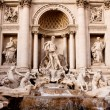 Royalty-Free Stock Photo: Trevi Fountain - famous landmark in Rome