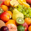 Huge group of fresh fruits — Stock Photo #12830895