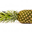 Single pineapple isolated on white — Stock Photo #13533174