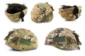 Military helmet — Stock Photo