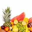 Huge group of fresh fruits — Stock Photo #18470397