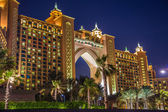 Atlantis, The Palm Hotel in Dubai, United Arab Emirates — Stock Photo