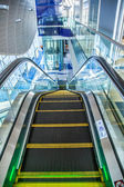 Automatic Stairs at Dubai Metro Station — Stock Photo