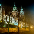 Poland, Krakow. Wawel Castle and Wistula . Krakow Poland. — Stock Photo