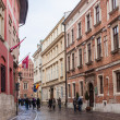 Krakow, Poland - Stock Photo