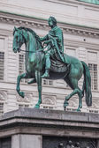 Statue of Josef, Vienna, Austria. — Stock Photo