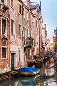 Grand Canal in Venice, Italy — Stockfoto