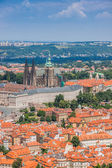 Cityscape of Prague — Stock Photo