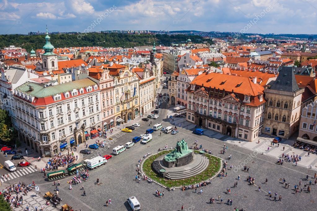 Prague Une Des Villes La Plus Belle Ville D 39 Europe Photo Ditoriale Bloodua 24486359
