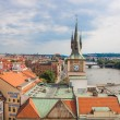 Prague city, one of the most beautiful city in Europe — Stock Photo