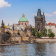 Royalty-Free Stock Photo: Charles bridge in Prague