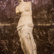 Aphrodite Of Milos in Louvre in Paris — Stock Photo