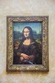 Mona Lisa — Stock Photo