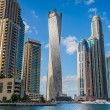 Stock Photo: Dubai Marincityscape, UAE