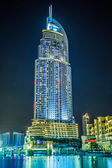 Address Hotel in the downtown Dubai area — Photo
