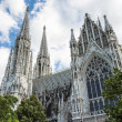 Stock Photo: Vienna, Austri- famous Votivkirche ,Votive Church