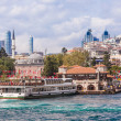 Stock Photo: The Bosphorus, also known as the Istanbul Strait